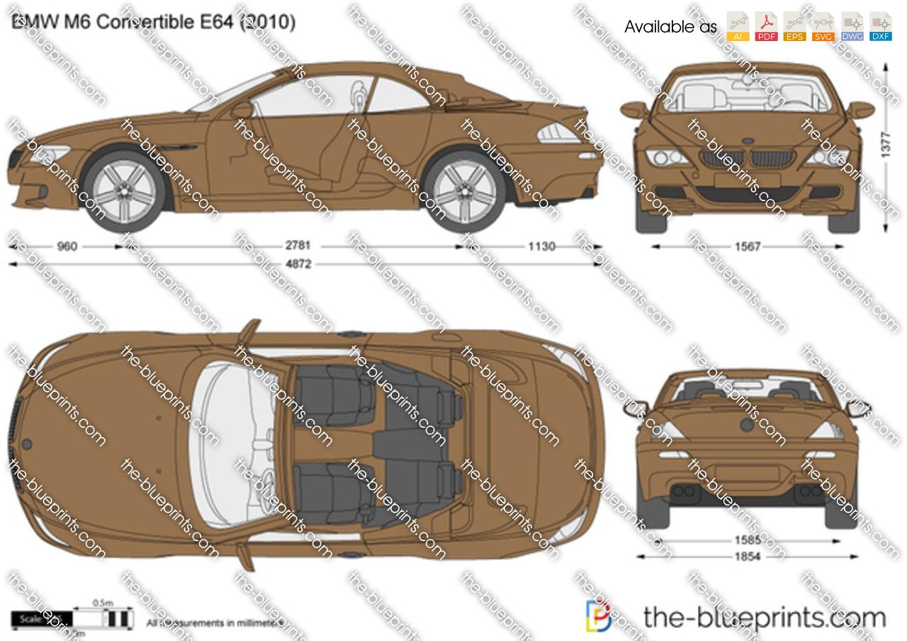 BMW M6 Convertible E64