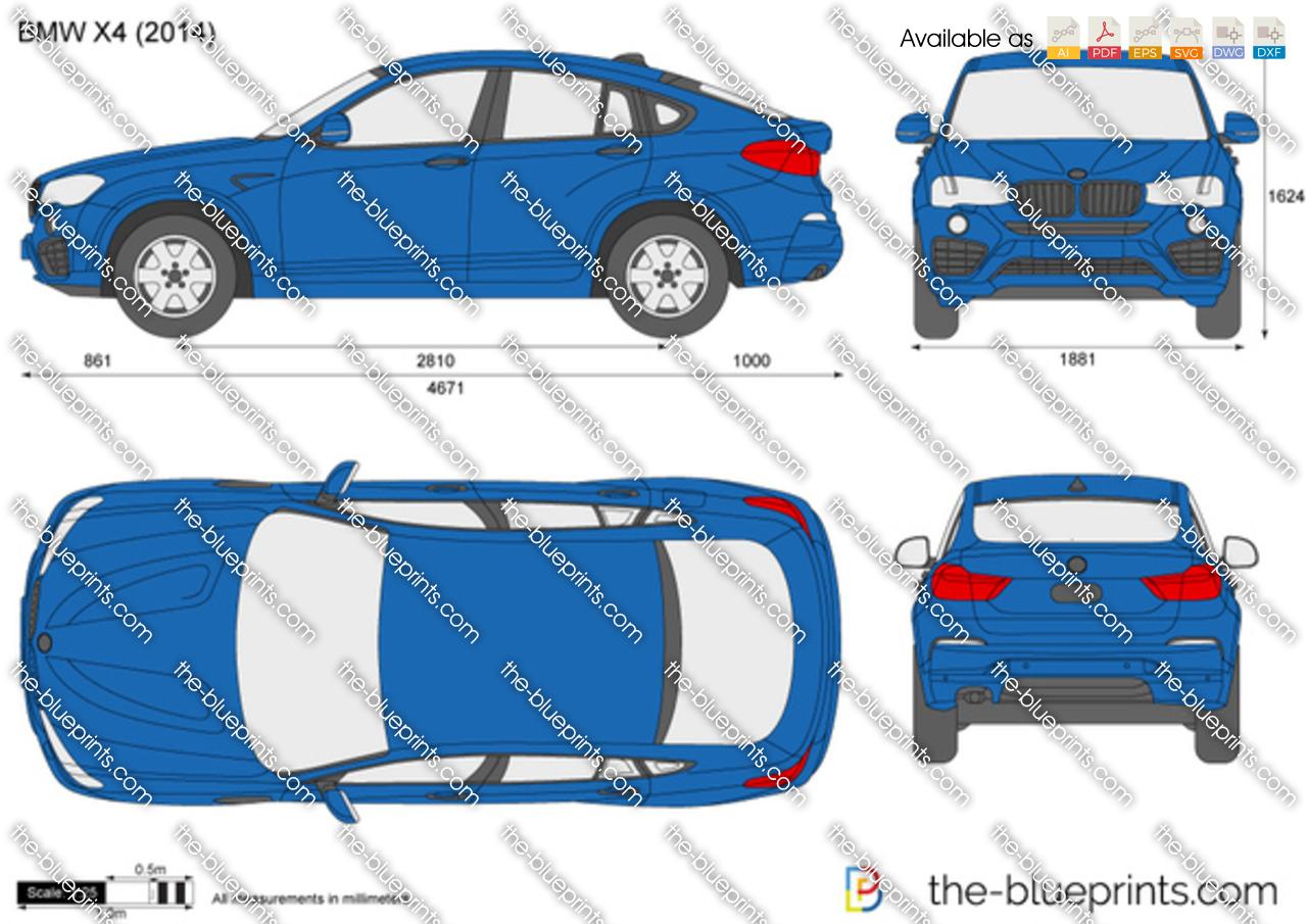 BMW X4 F26 2016