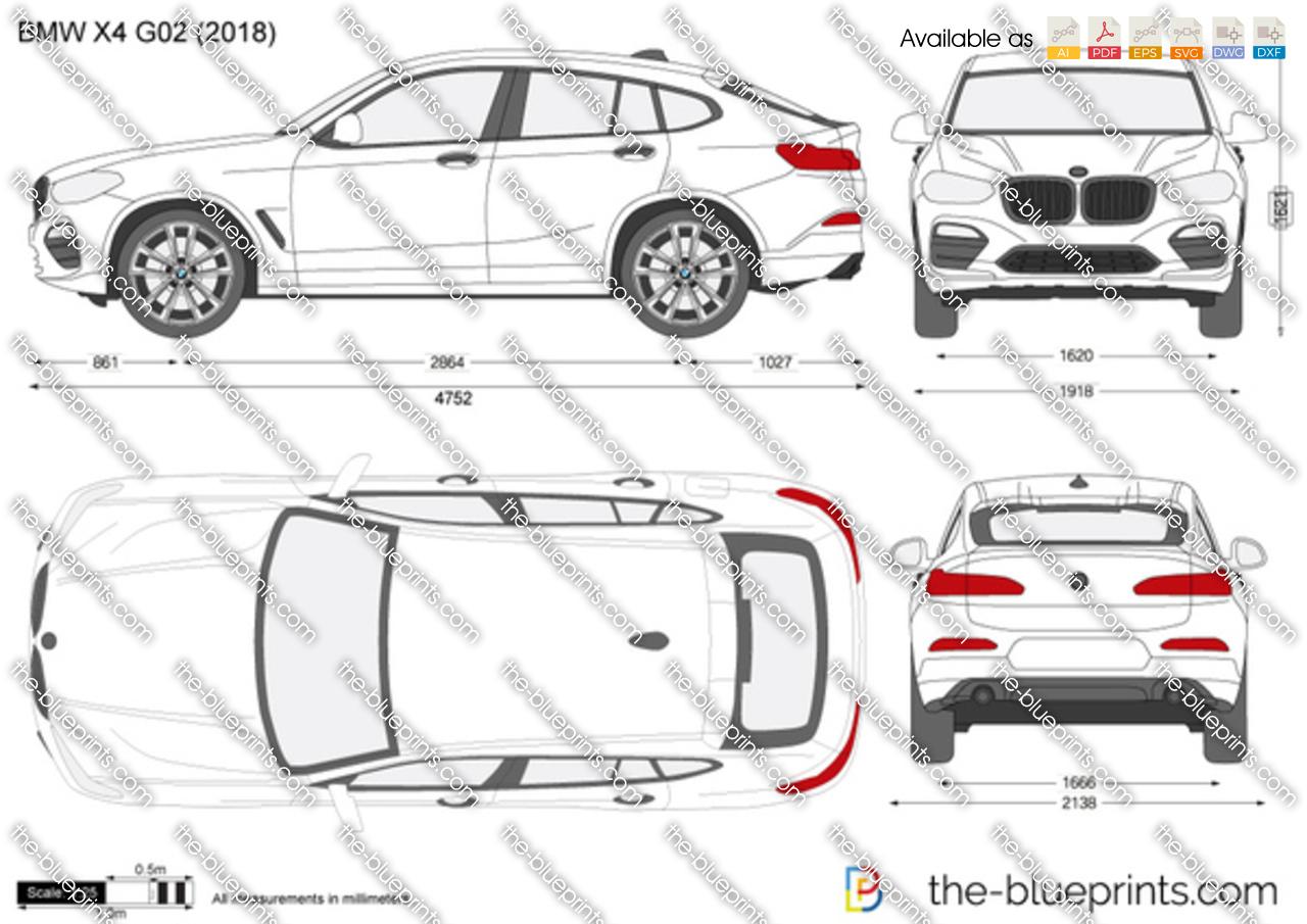 BMW X4 G02
