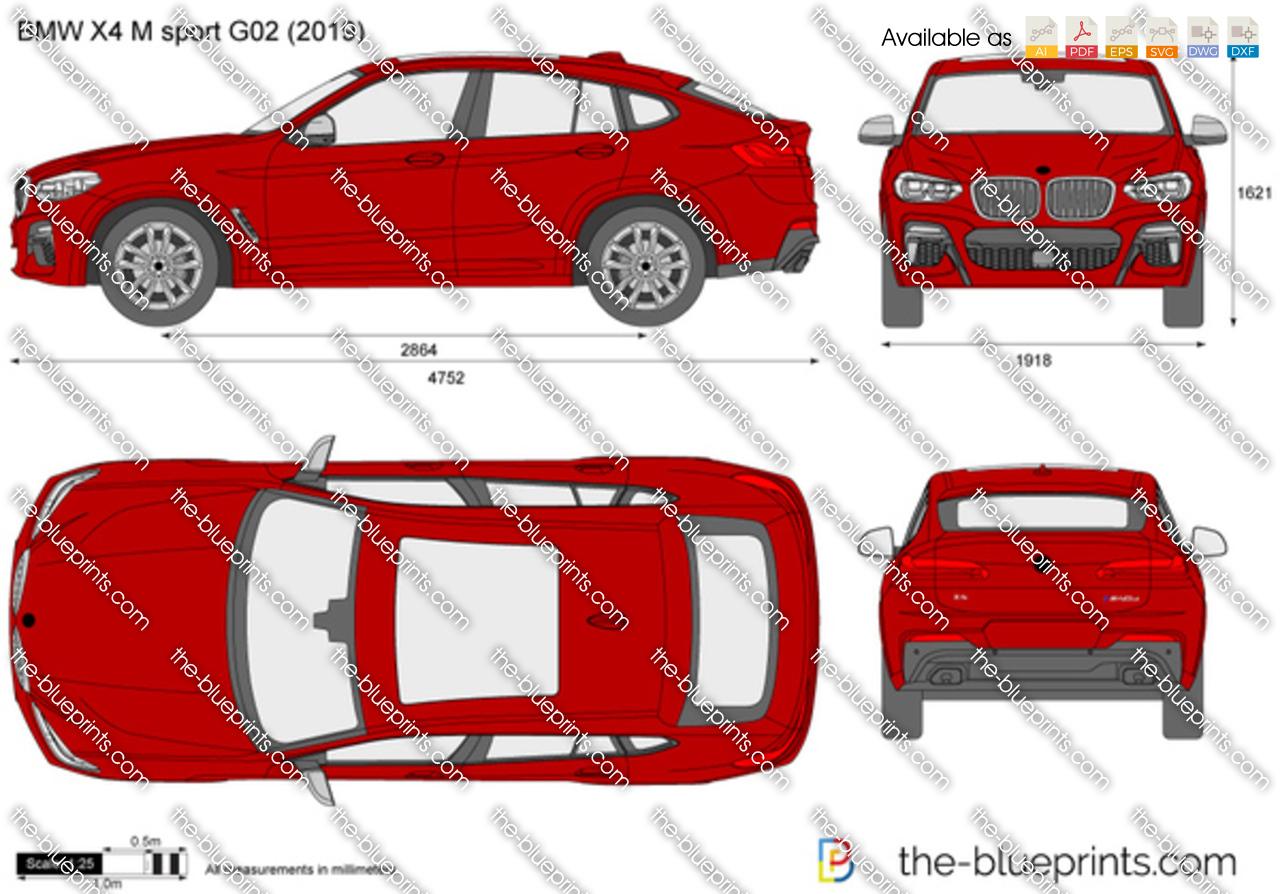 BMW X4 M sport G02