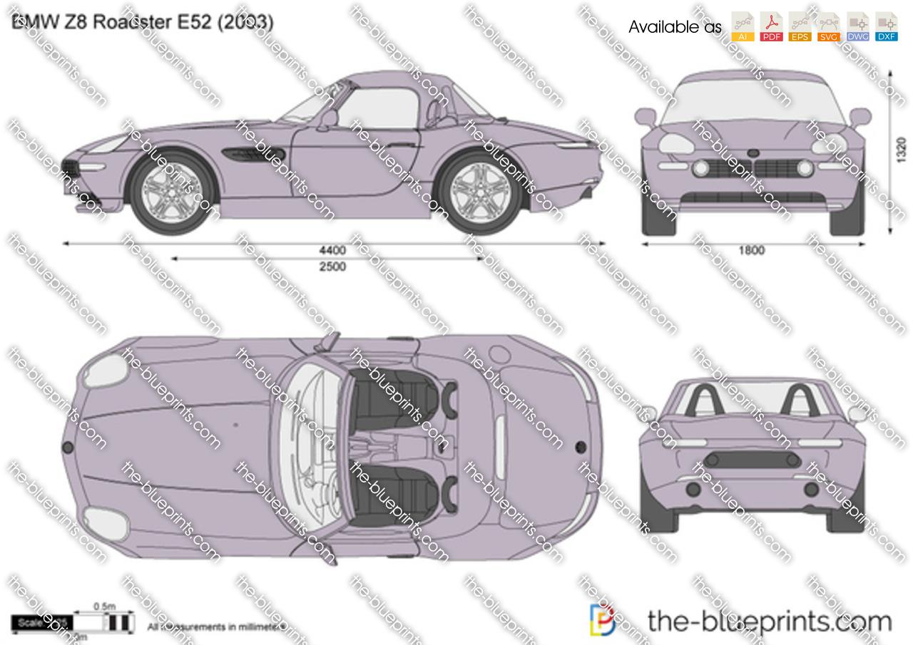BMW Z8 Roadster E52 2000