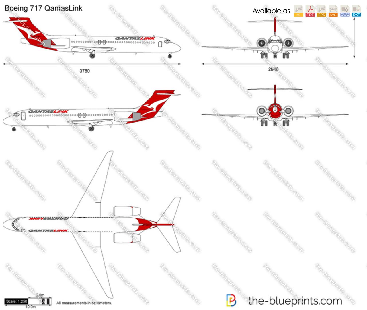 Boeing 717 QantasLink