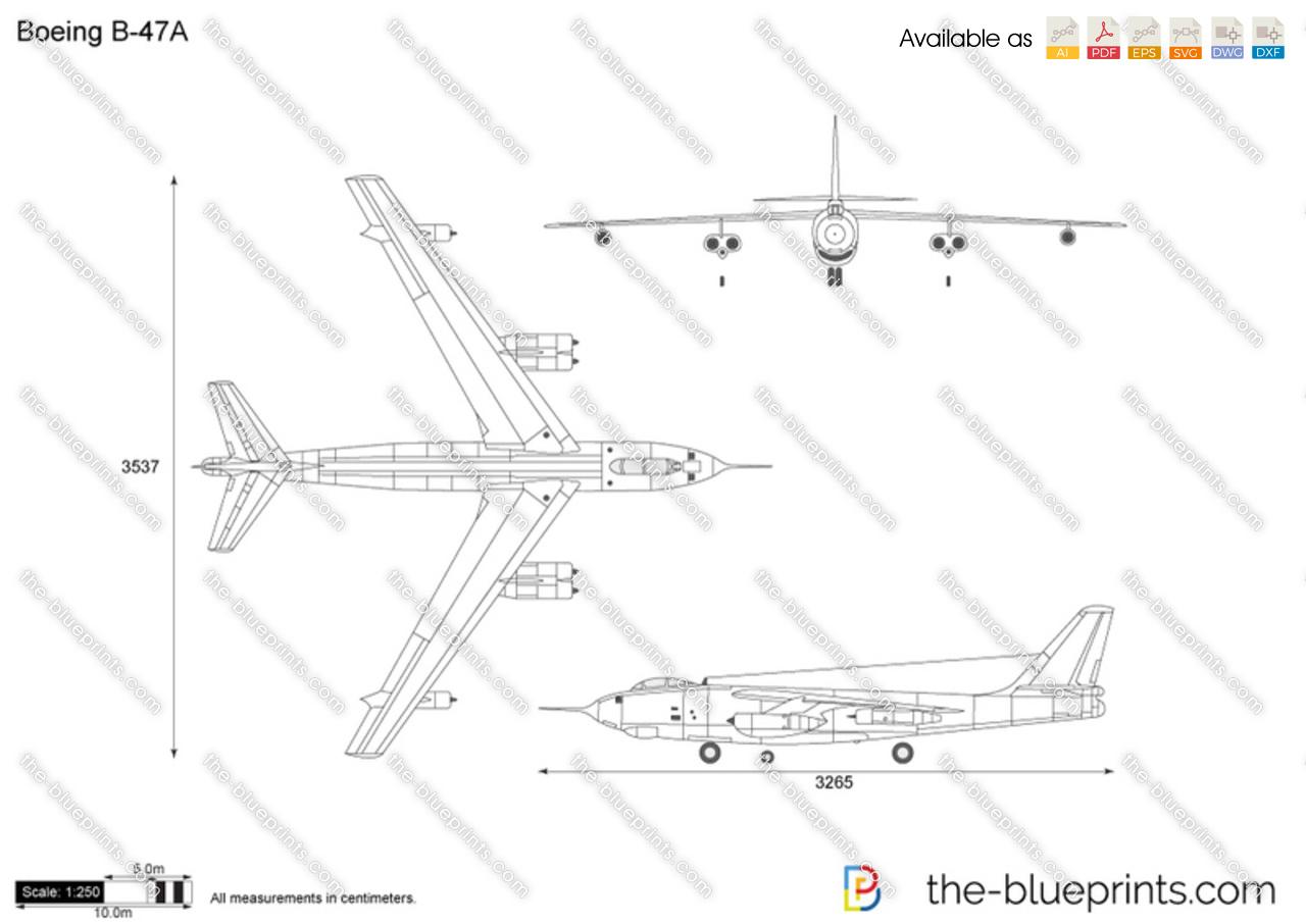 Boeing B-47A