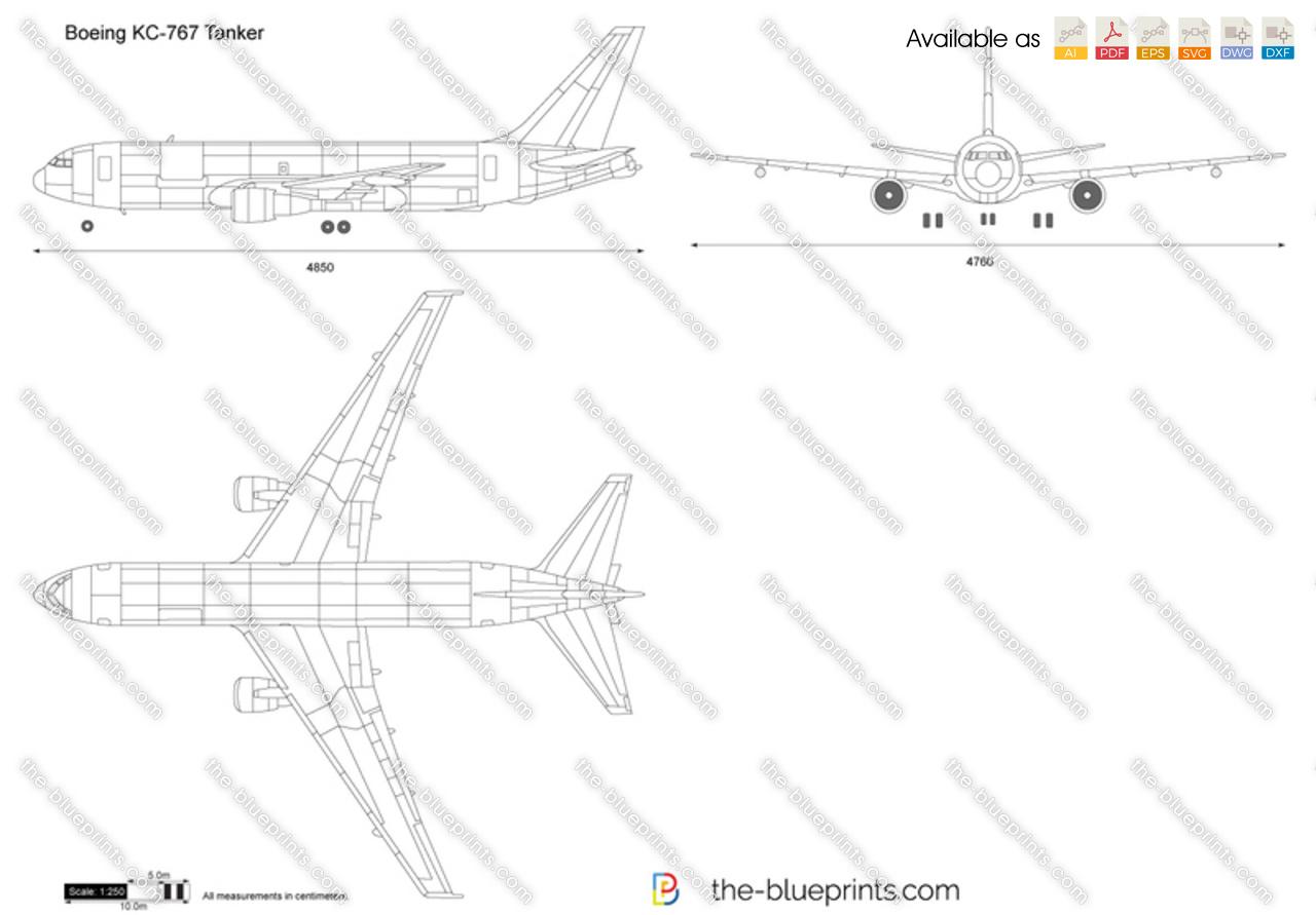 Boeing KC-767 Tanker