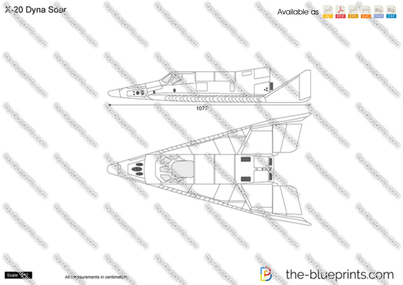 Boeing X-20 Dyna Soar