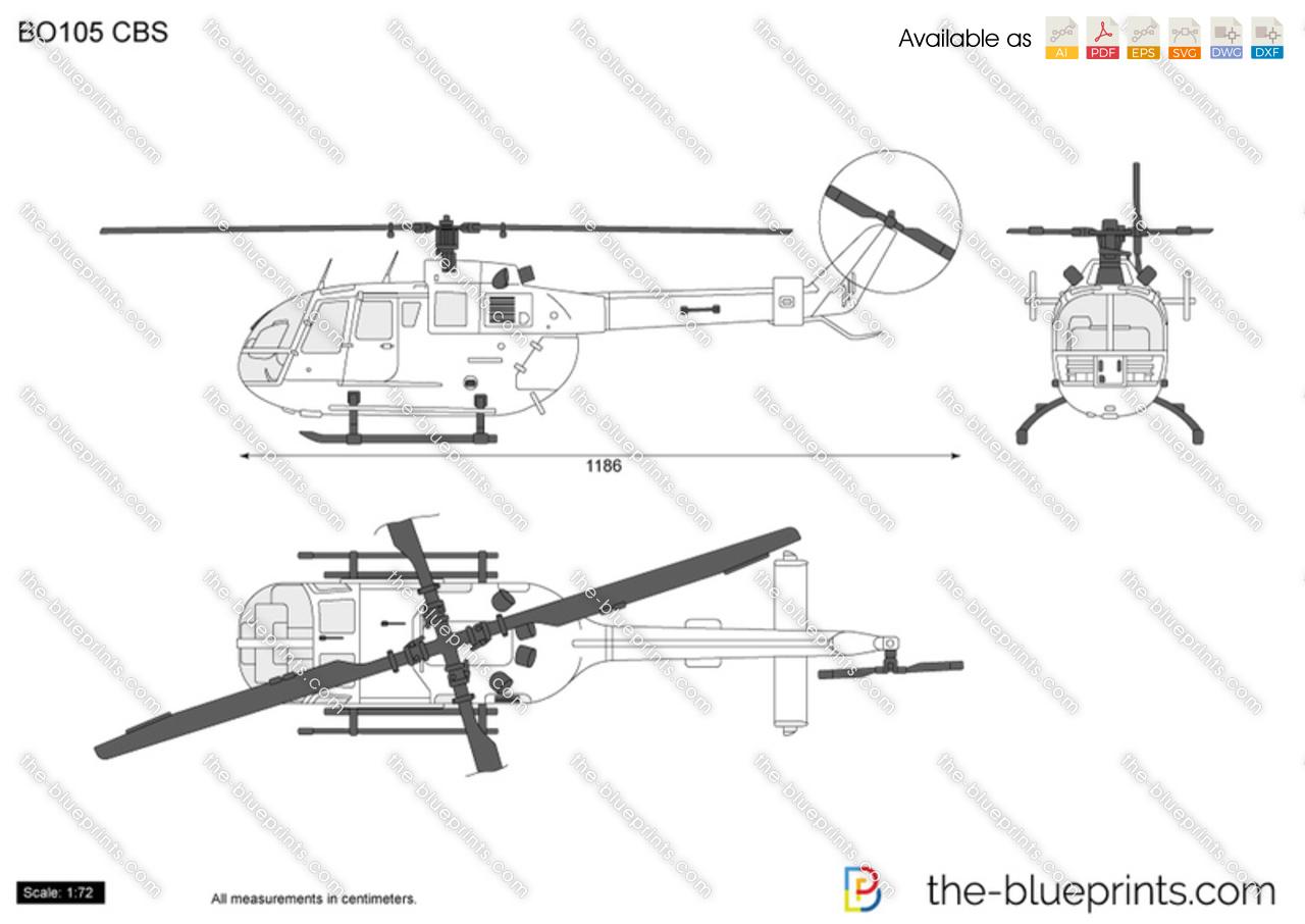 Bolkow Bo 105 CBS