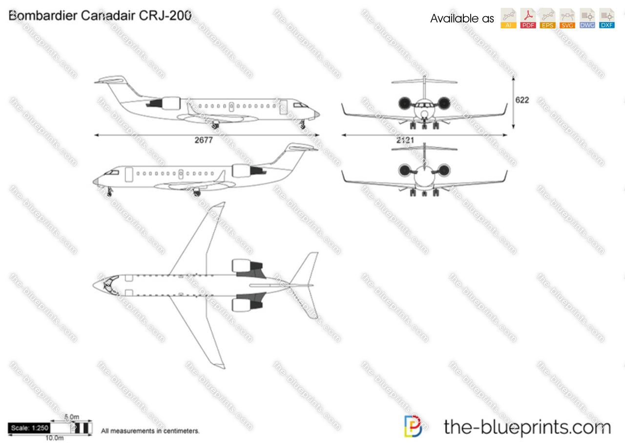Bombardier Canadair CRJ-200