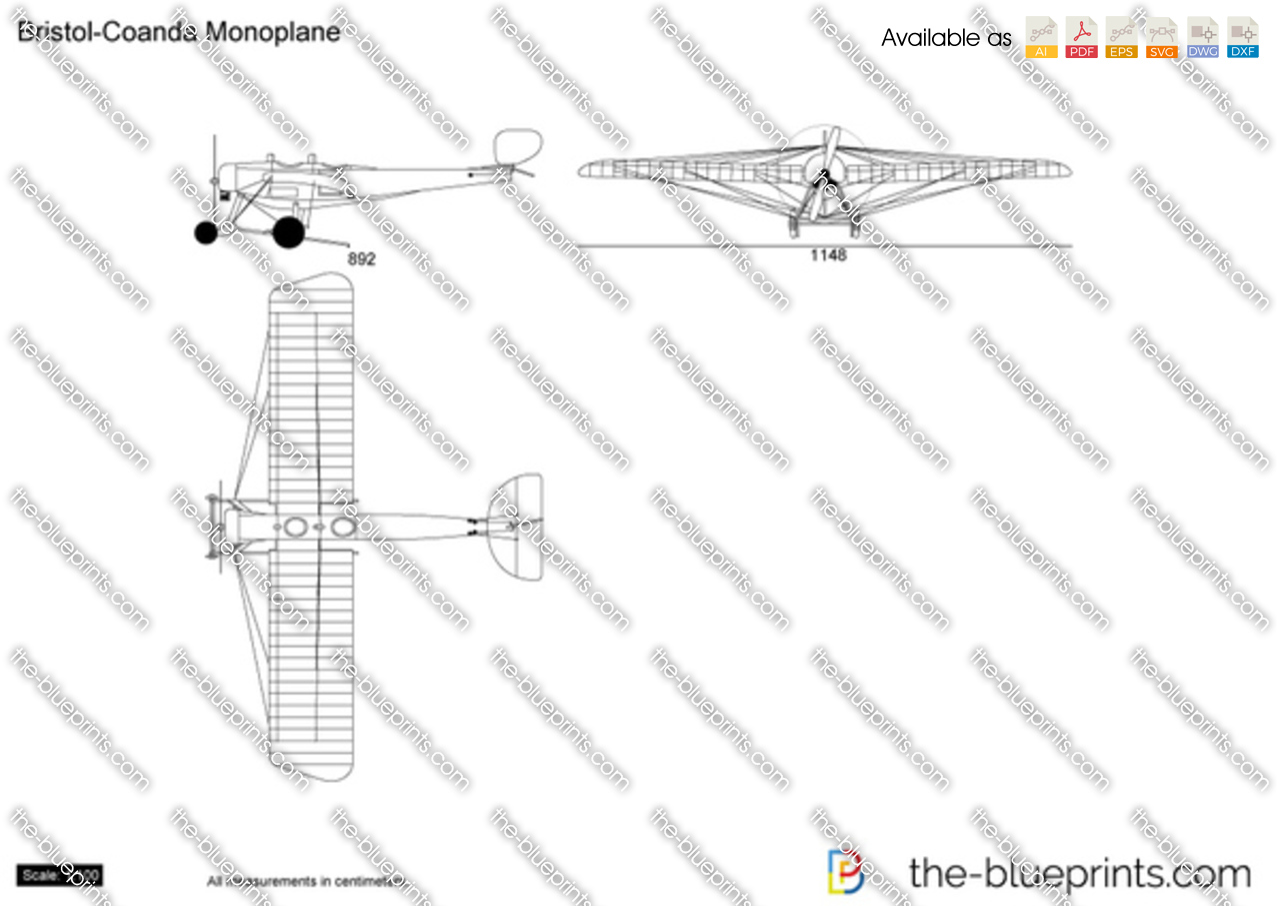 Bristol-Coanda Monoplane