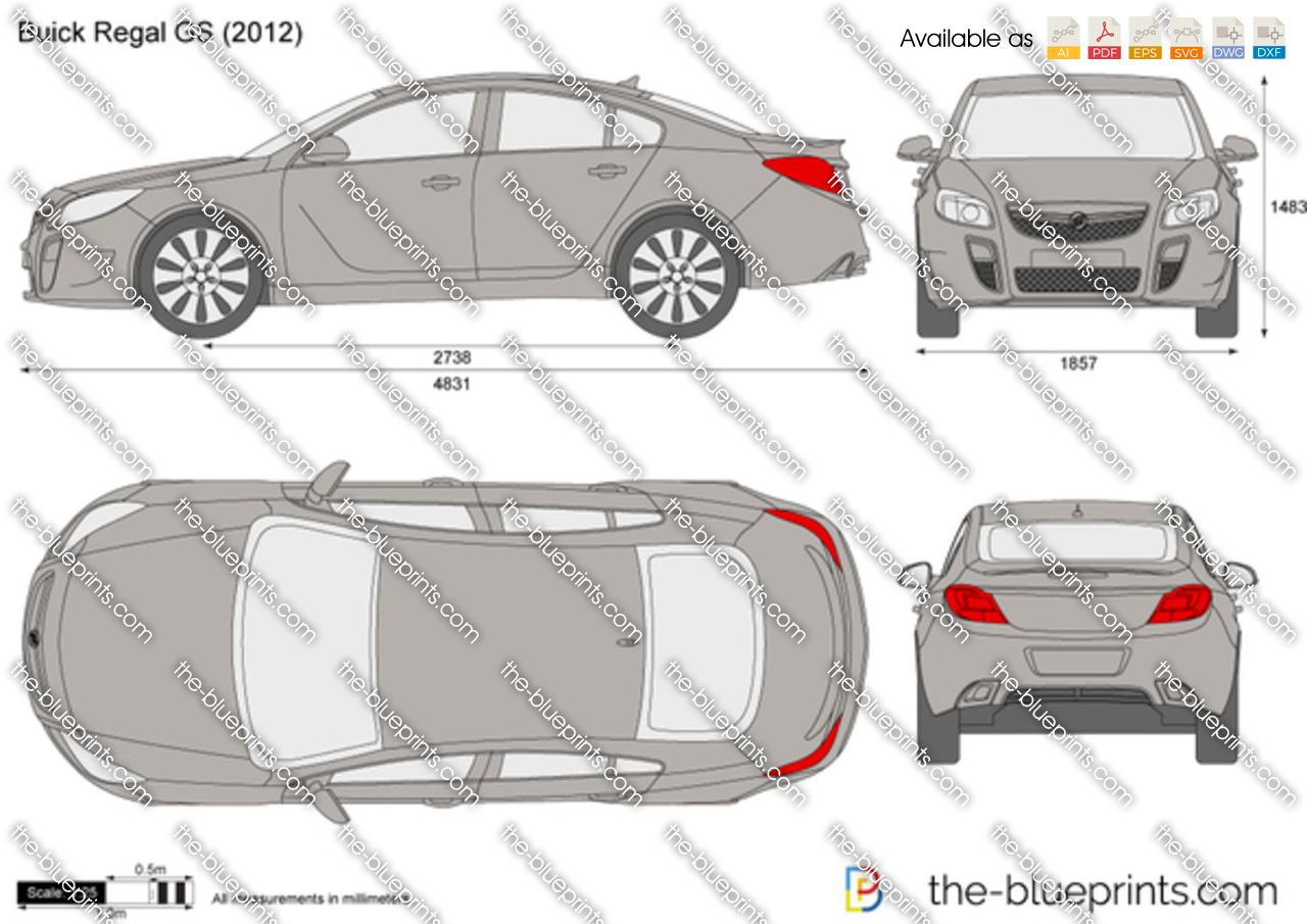 Buick Regal GS 2011