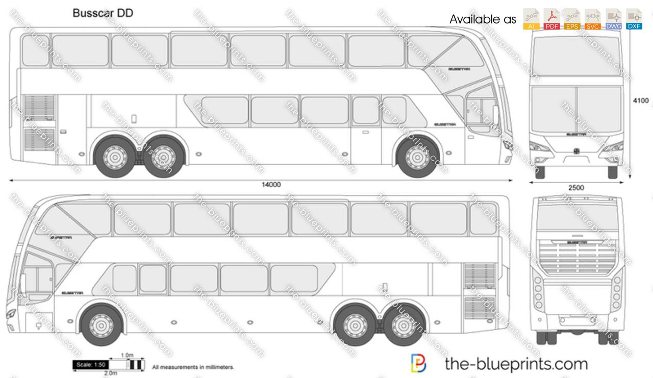 Busscar DD
