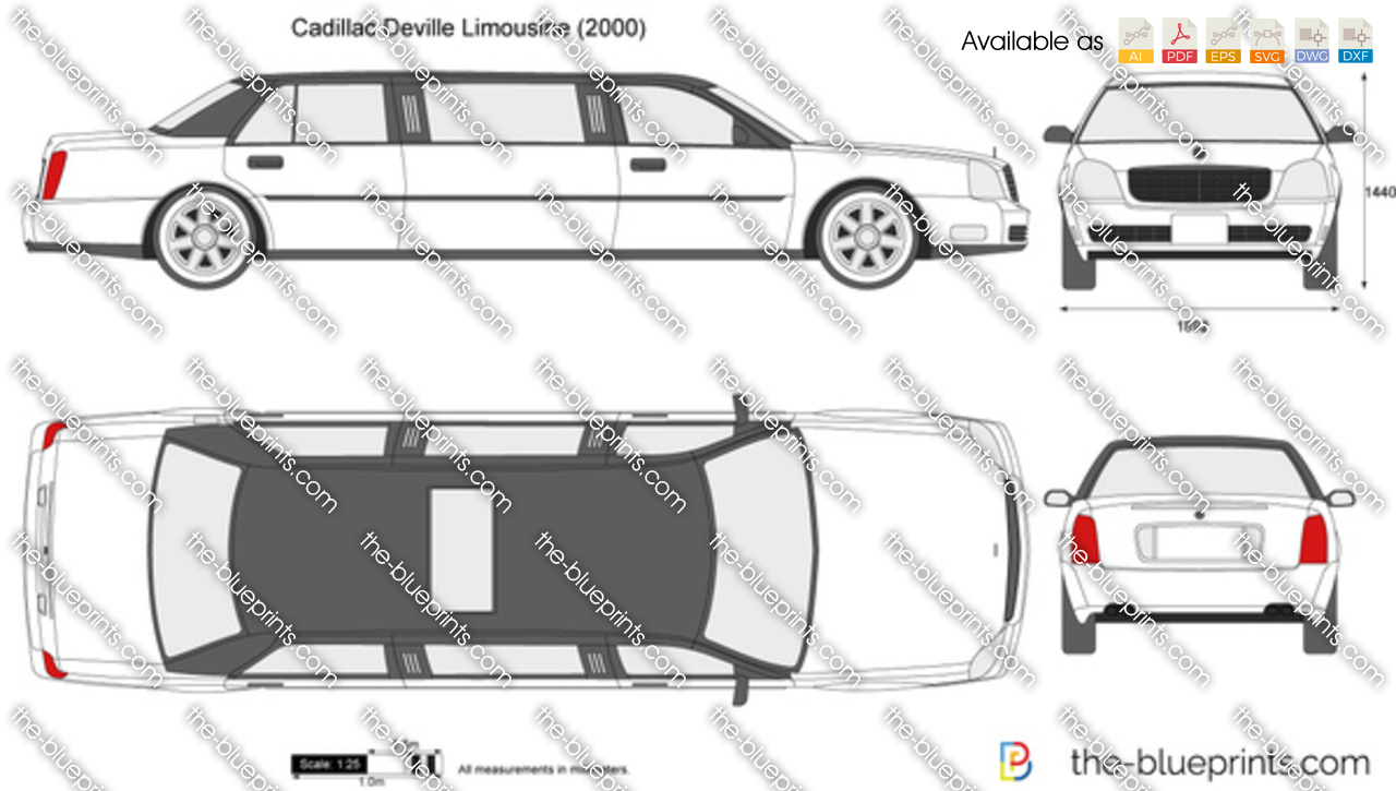 Cadillac Deville Limousine