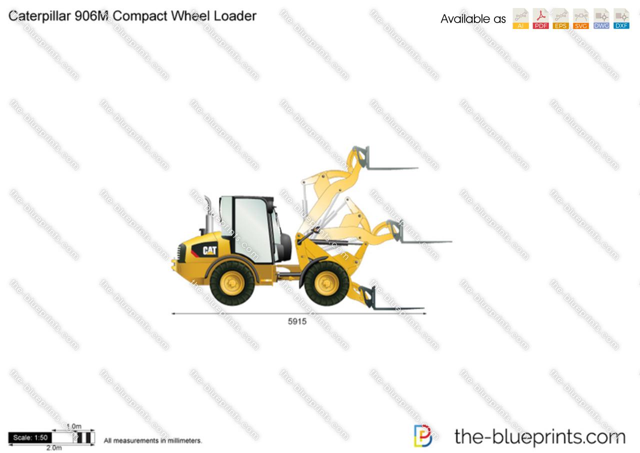 Caterpillar 906M Compact Wheel Loader