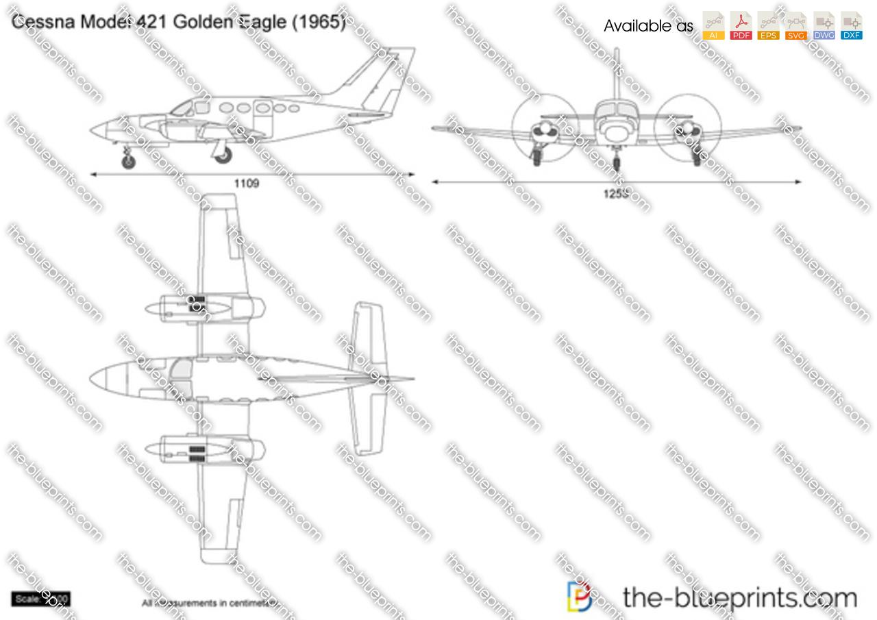 Cessna Model 421 Golden Eagle
