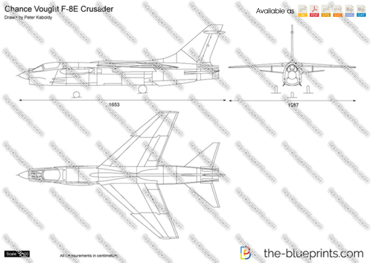 Chance Vought F-8E Crusader