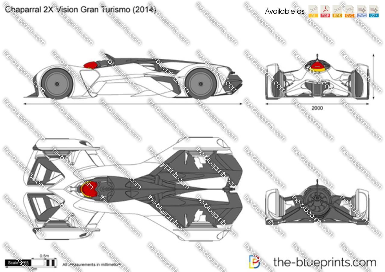 Chaparral 2X Vision Gran Turismo