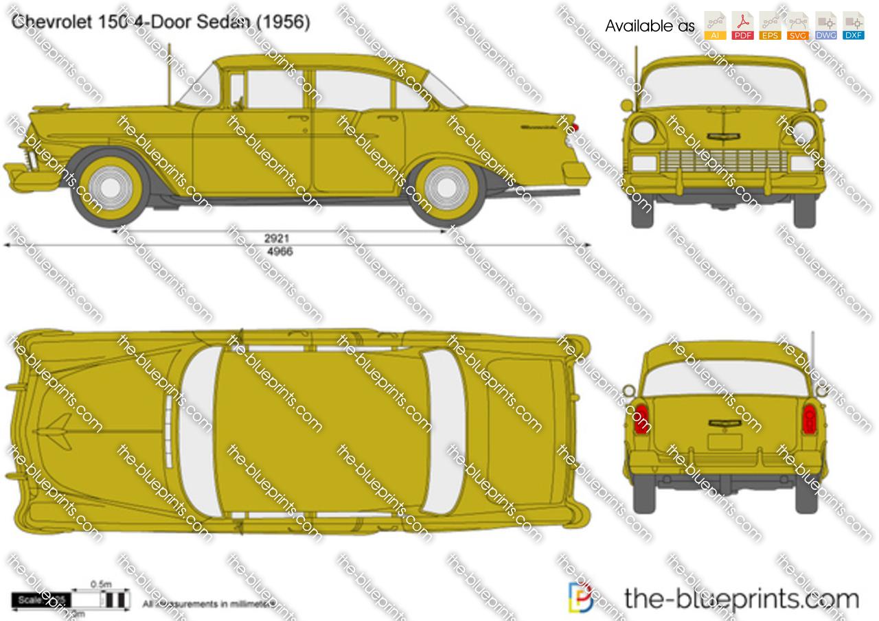 Chevrolet 150 4-Door Sedan