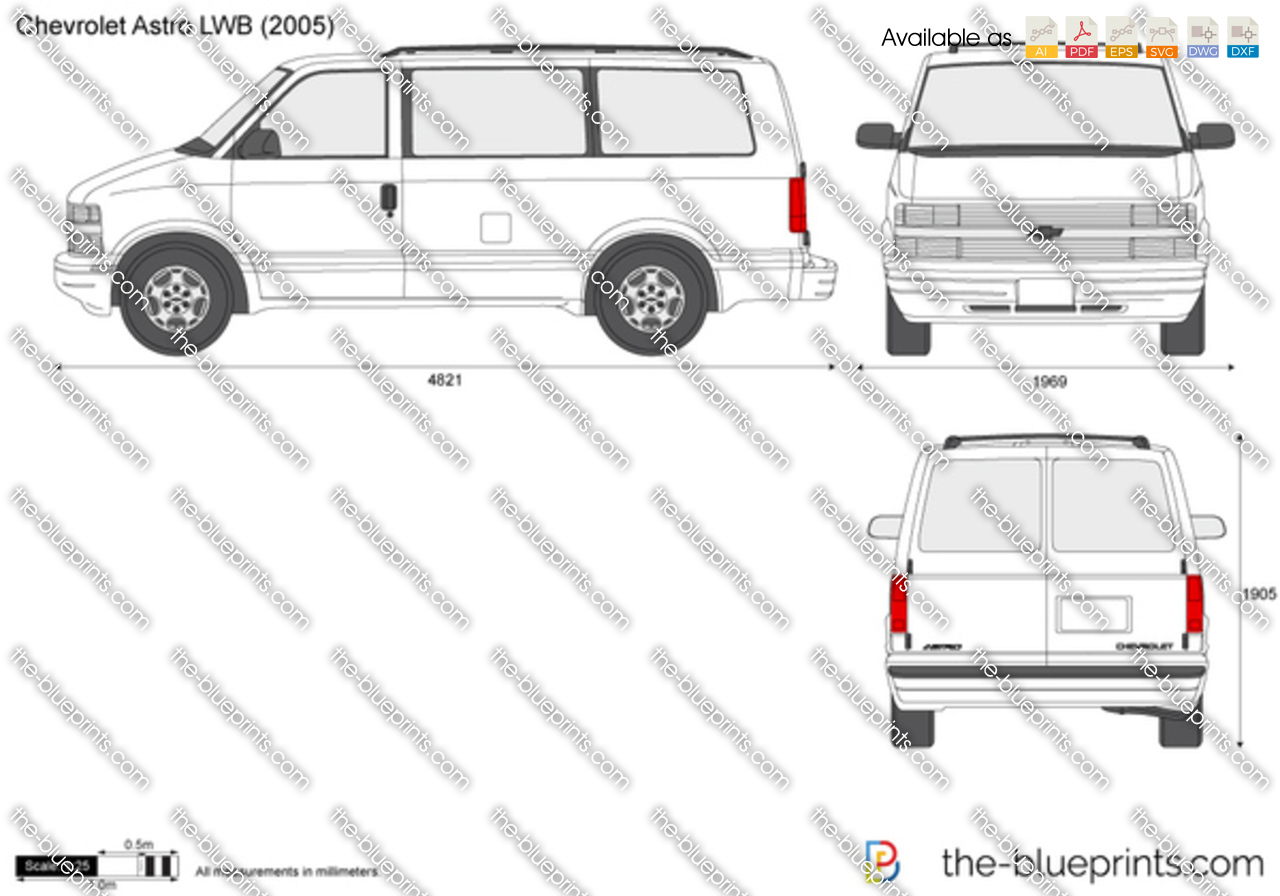Chevrolet Astro LWB 2001