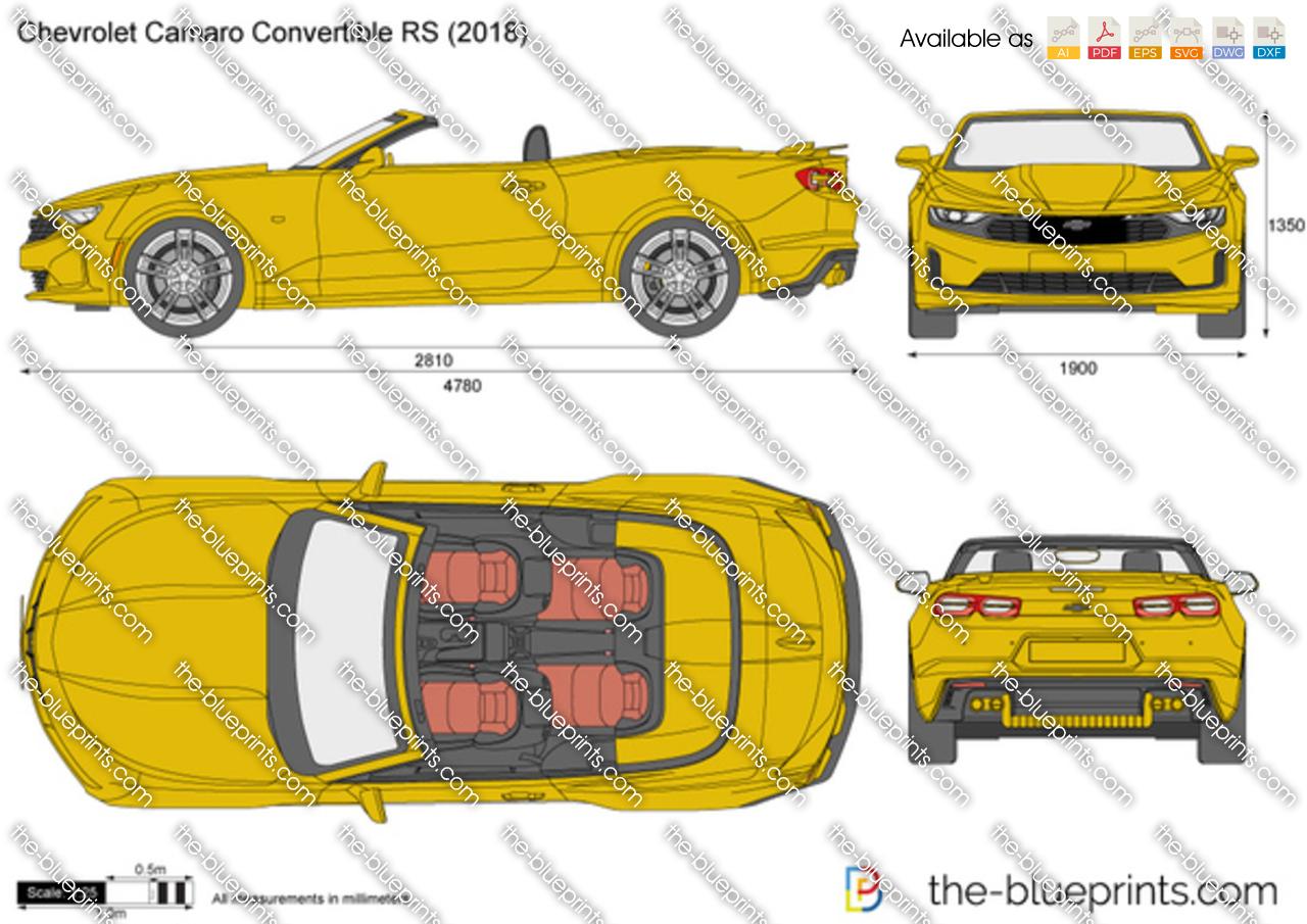 Chevrolet Camaro Convertible RS