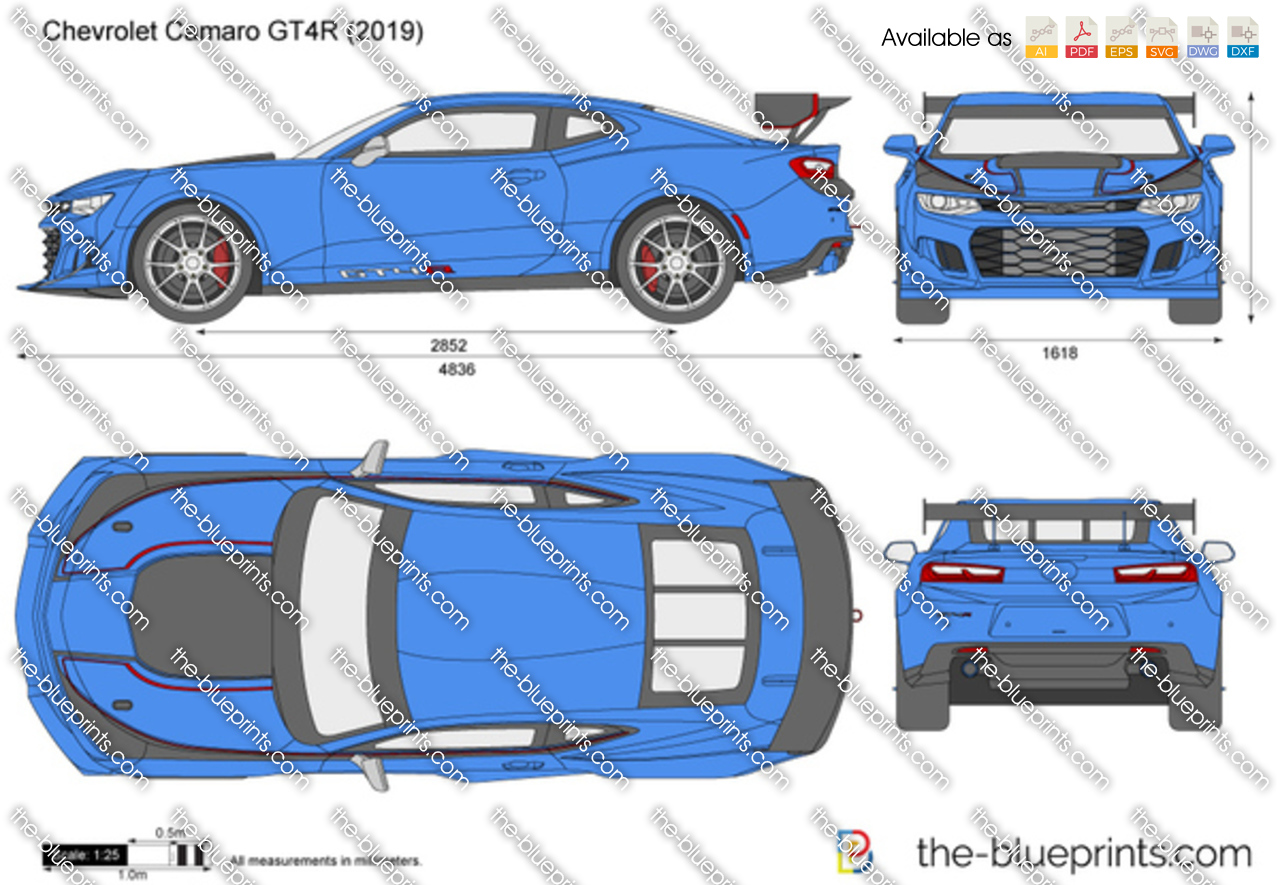 Chevrolet Camaro GT4R