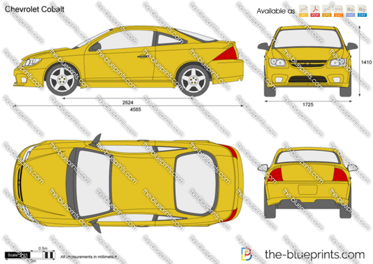Chevrolet Cobalt Coupe 2010