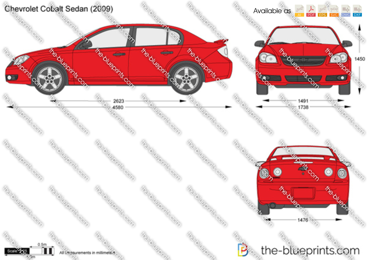 Chevrolet Cobalt Sedan 2010