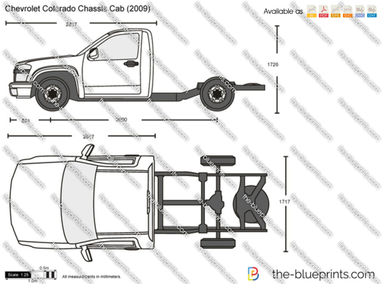 Chevrolet Colorado Chassis Cab 2008