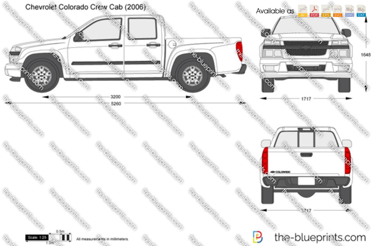 Chevrolet Colorado Crew Cab 2007