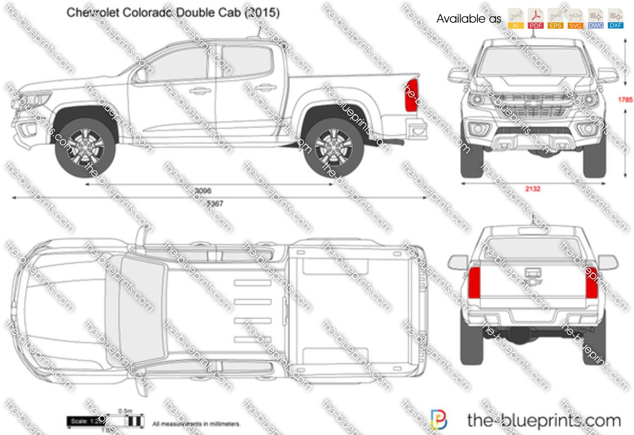 Chevrolet Colorado Double Cab 2018
