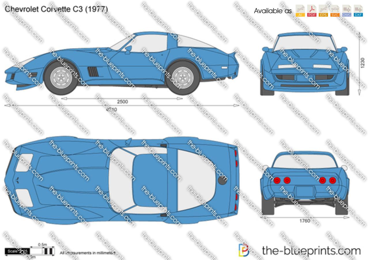 Chevrolet Corvette C3 1981