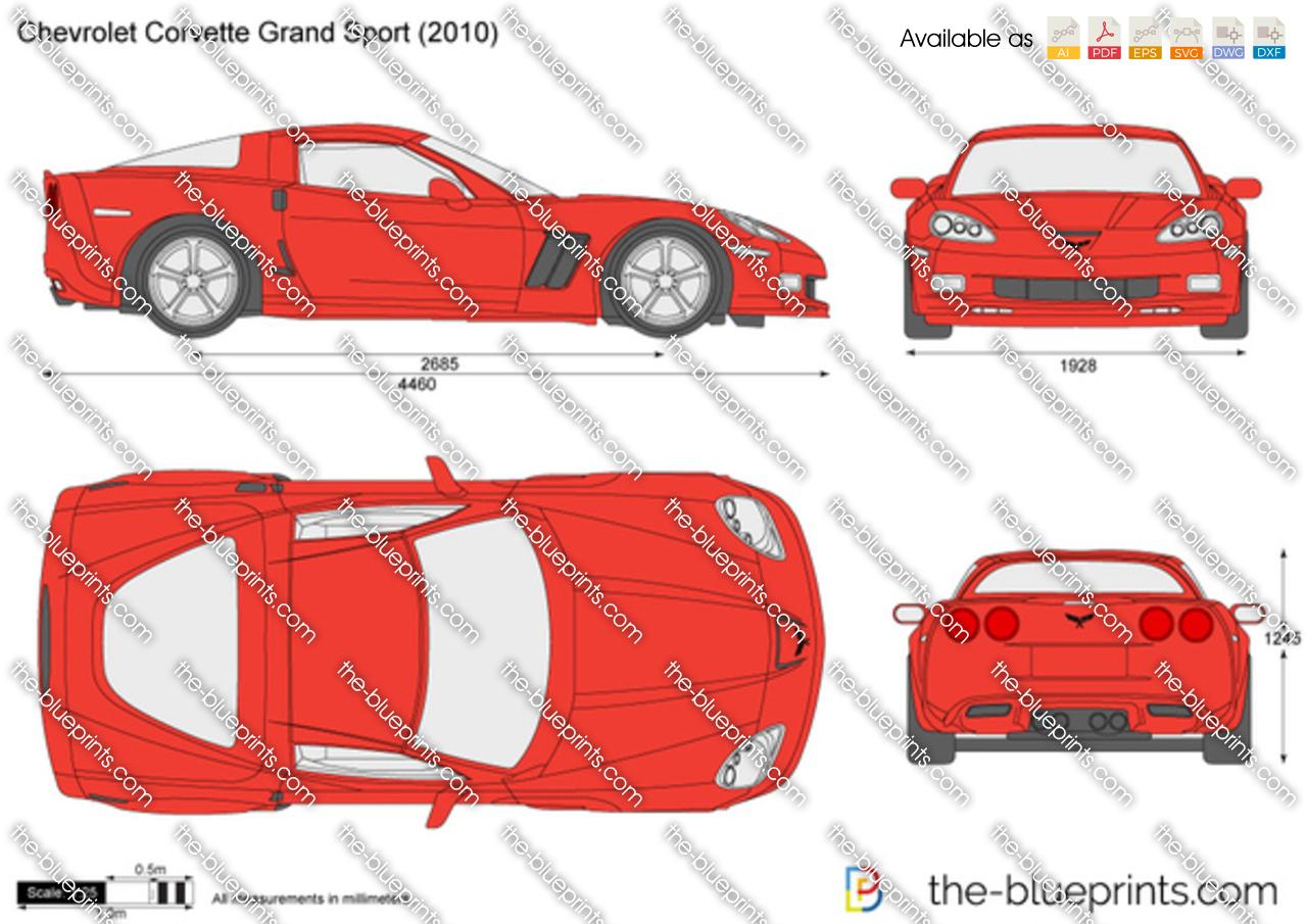 Chevrolet Corvette Grand Sport 2012
