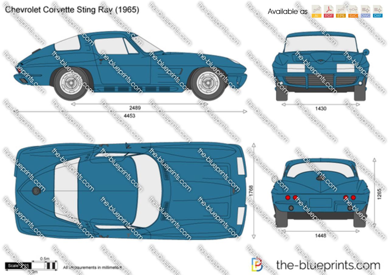 Chevrolet Corvette Sting Ray 1963