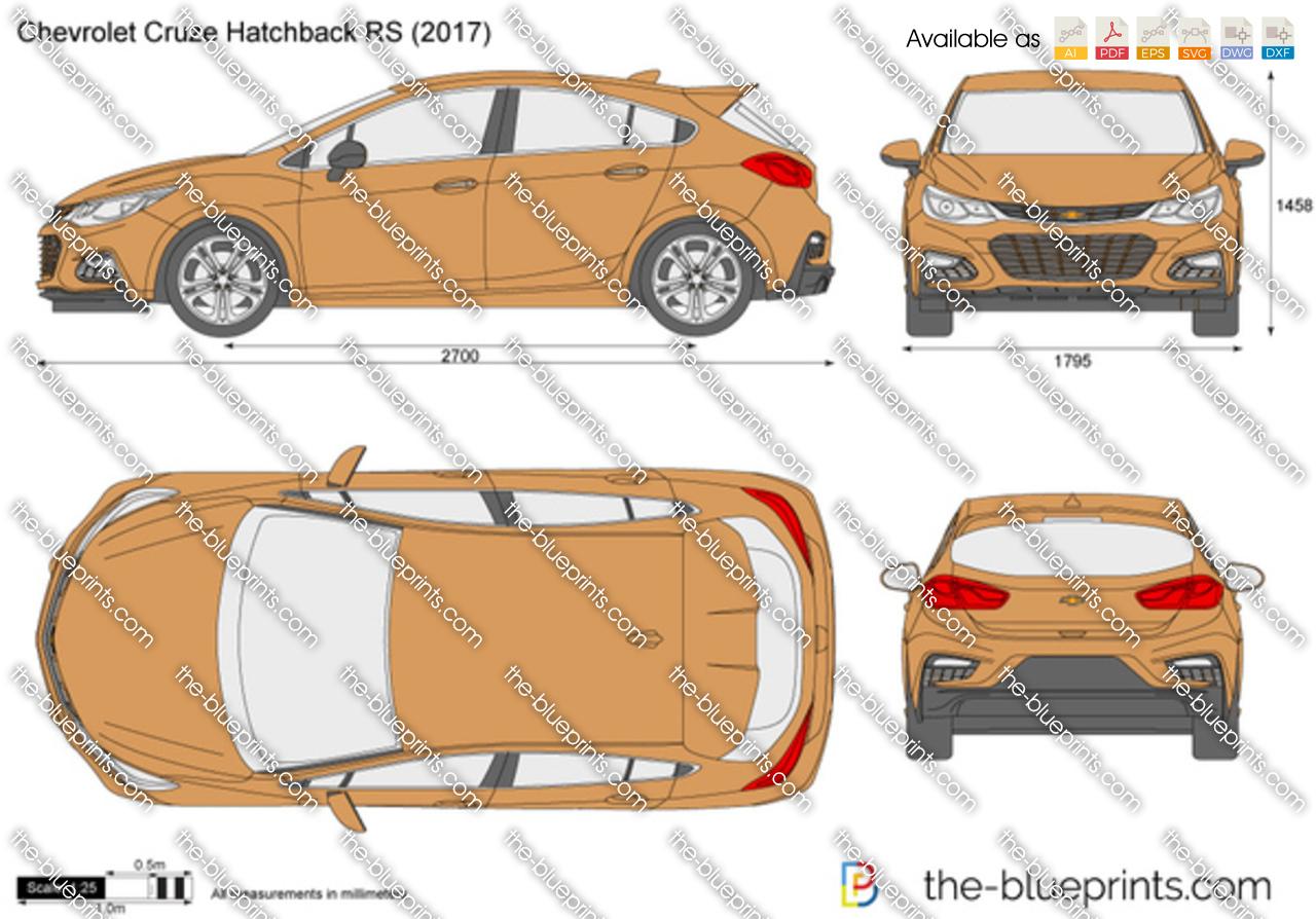 Chevrolet Cruze Hatchback RS 2018