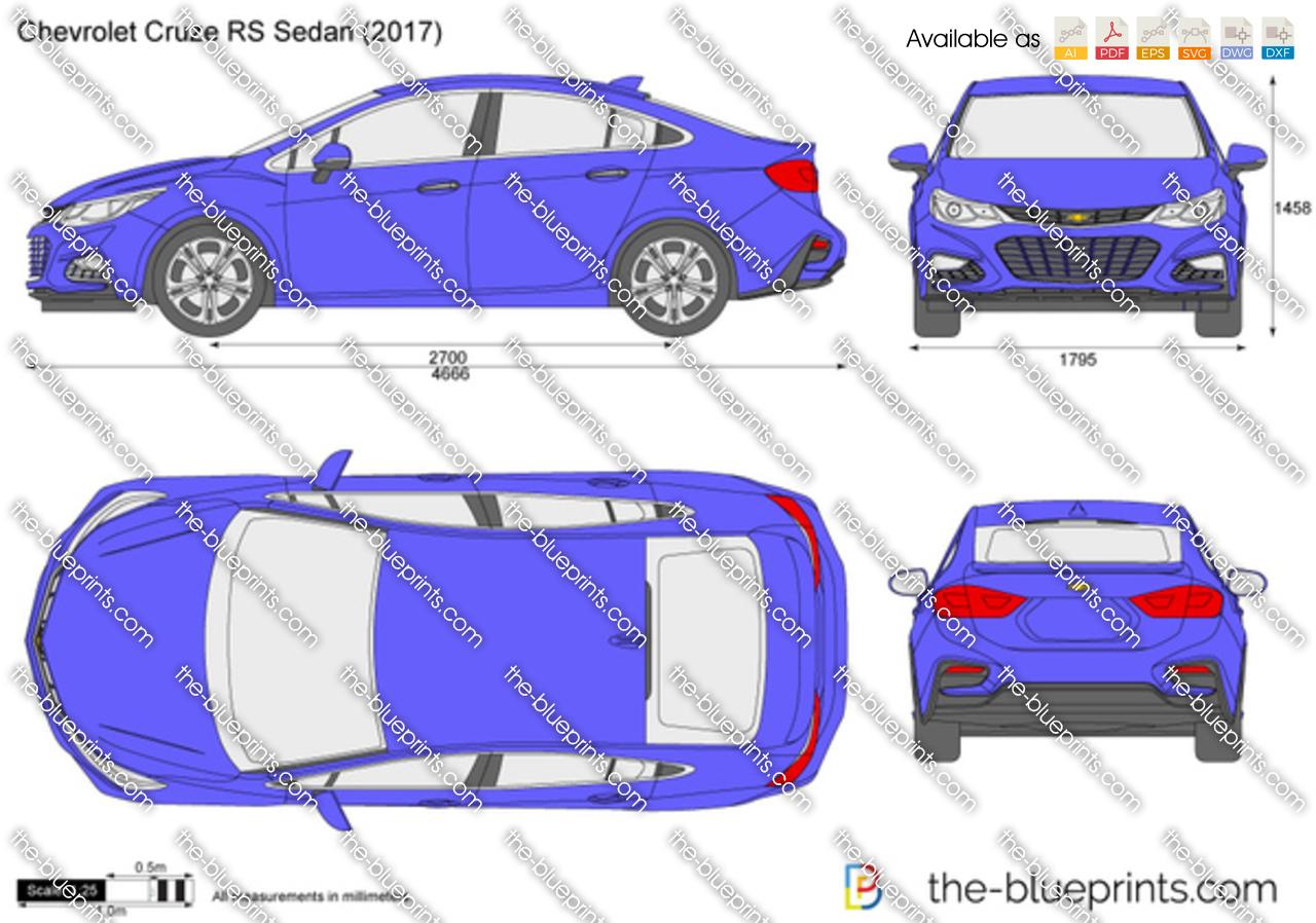 Chevrolet Cruze RS Sedan 2016