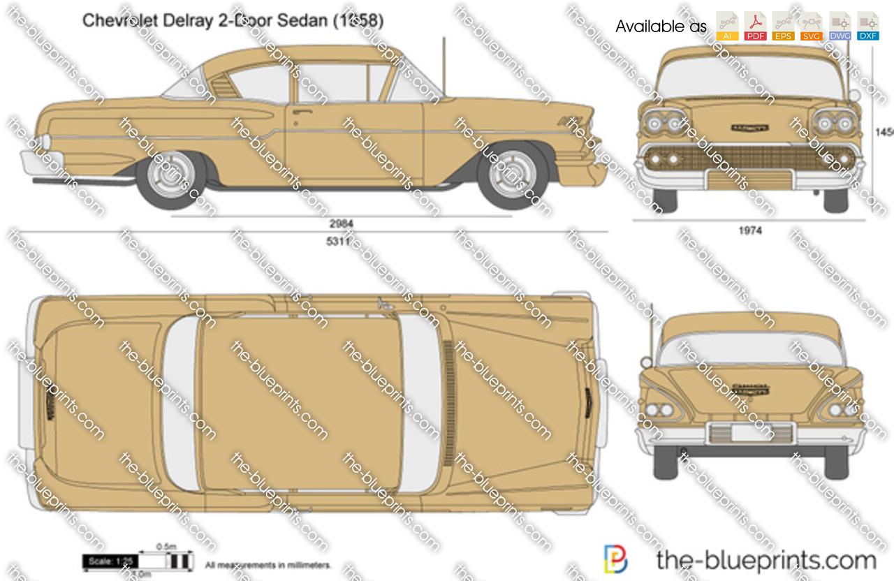 Chevrolet Delray 2-Door Sedan