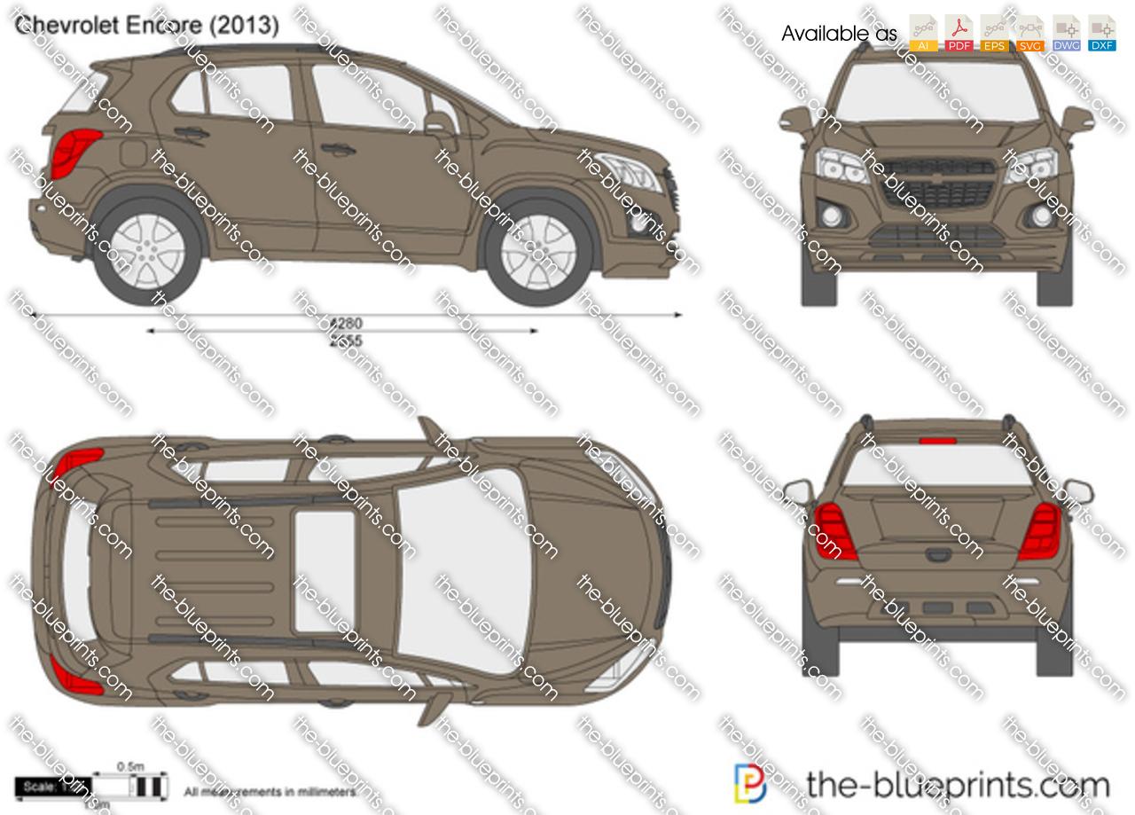 Chevrolet Encore 2014