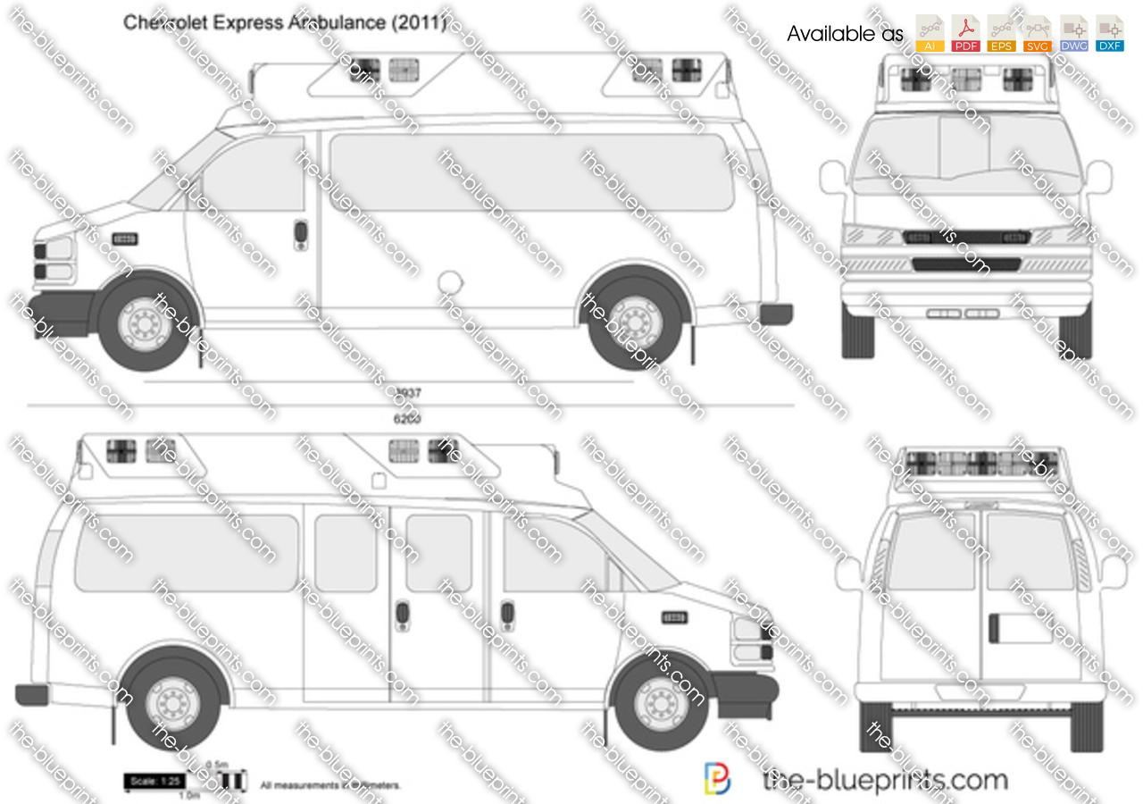 Chevrolet Express Ambulance