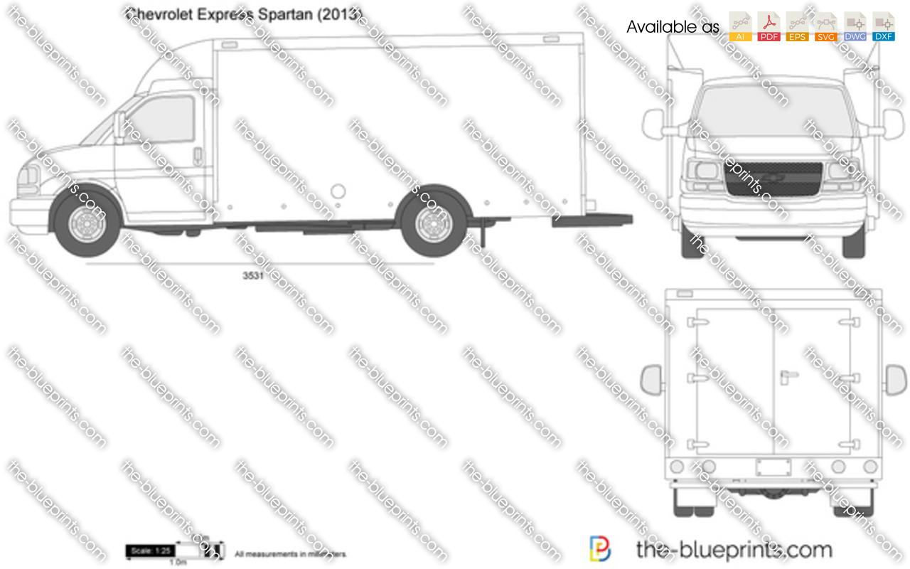 Chevrolet Express Spartan