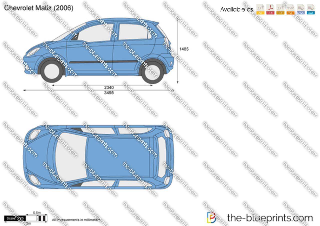 Chevrolet Matiz 2000