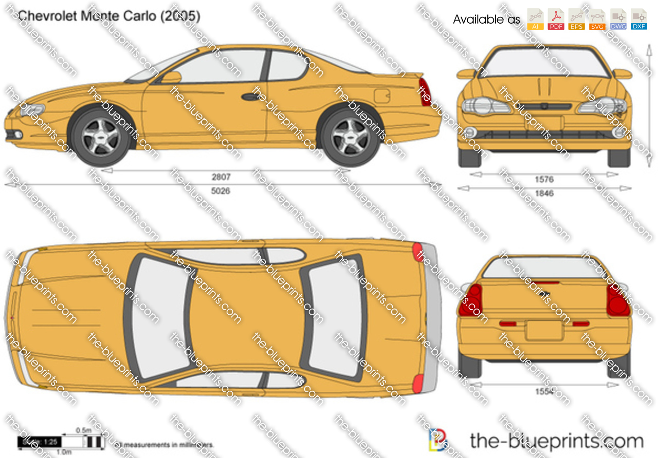 Chevrolet Monte Carlo 2001