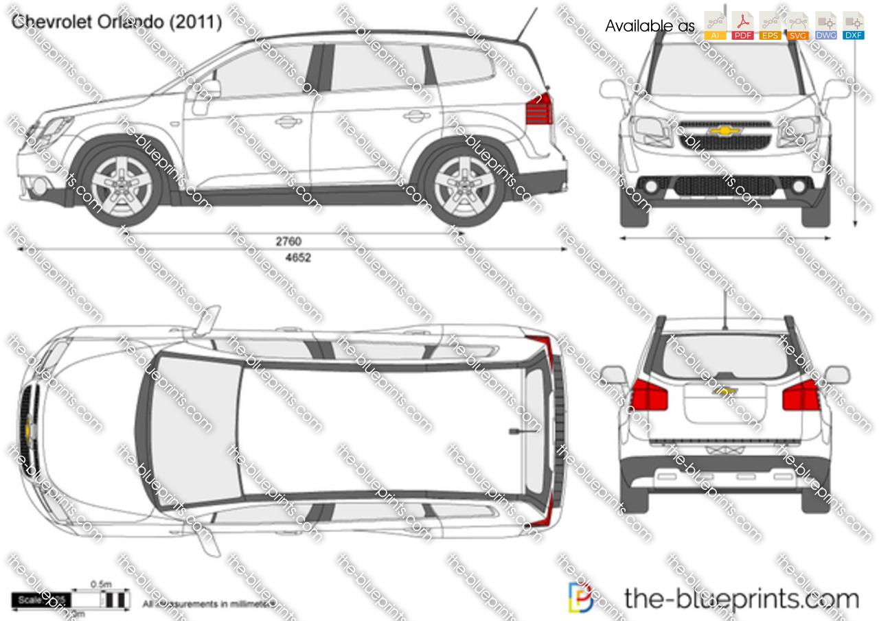 Chevrolet Orlando 2015
