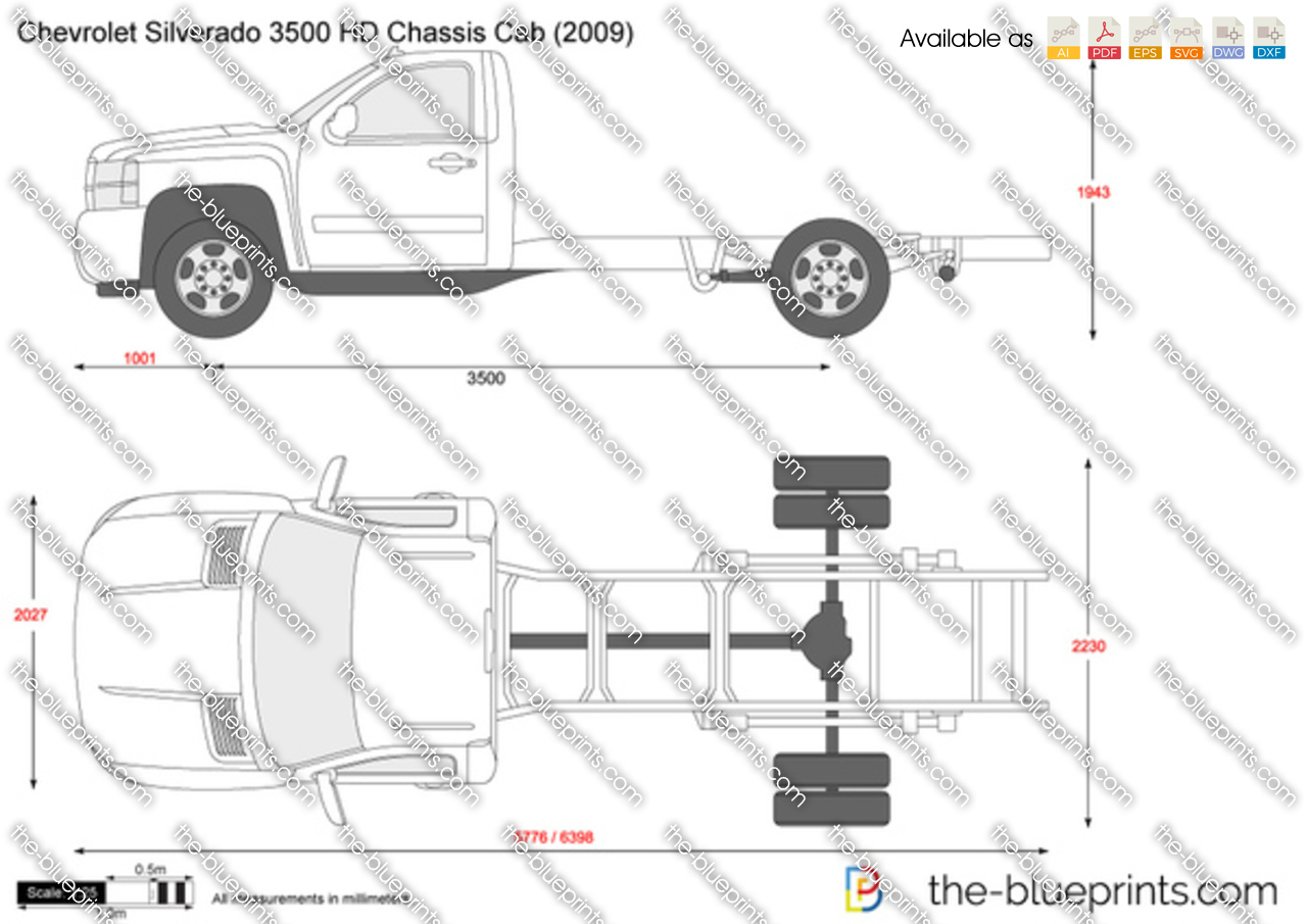 Chevrolet Silverado 3500 HD Chassis Cab 2010