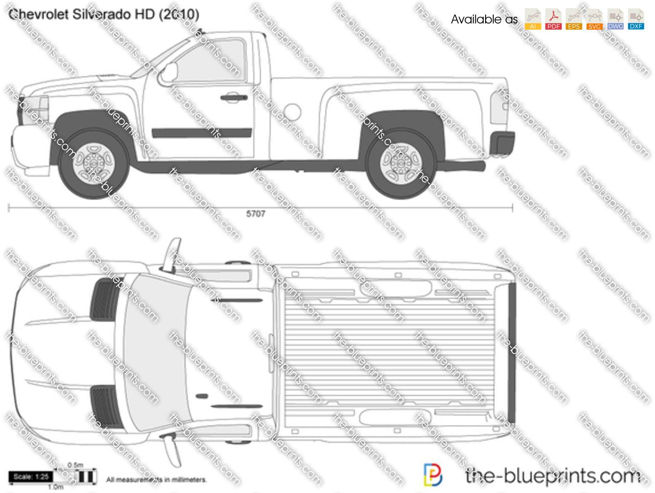 Chevrolet Silverado HD 2012