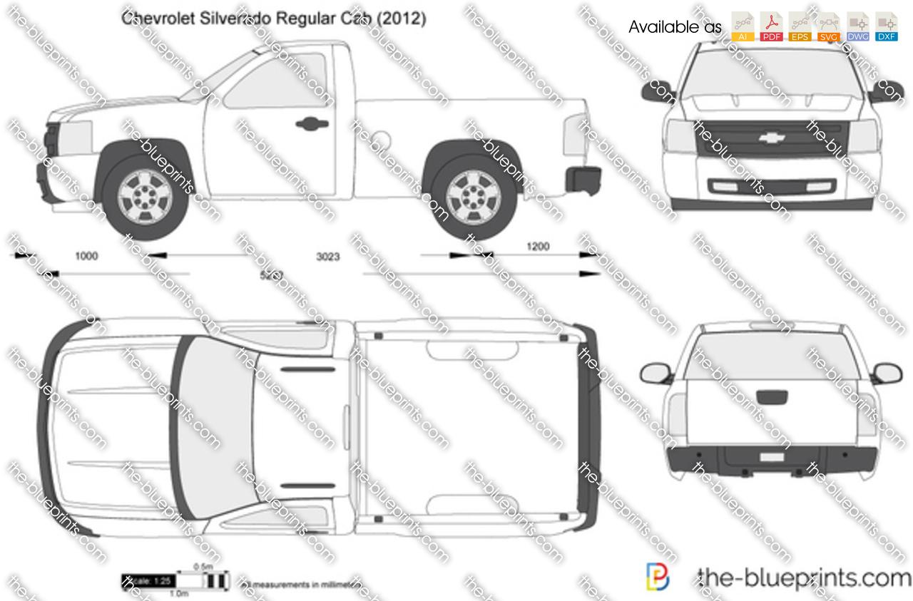 Chevrolet Silverado Regular Cab 2013