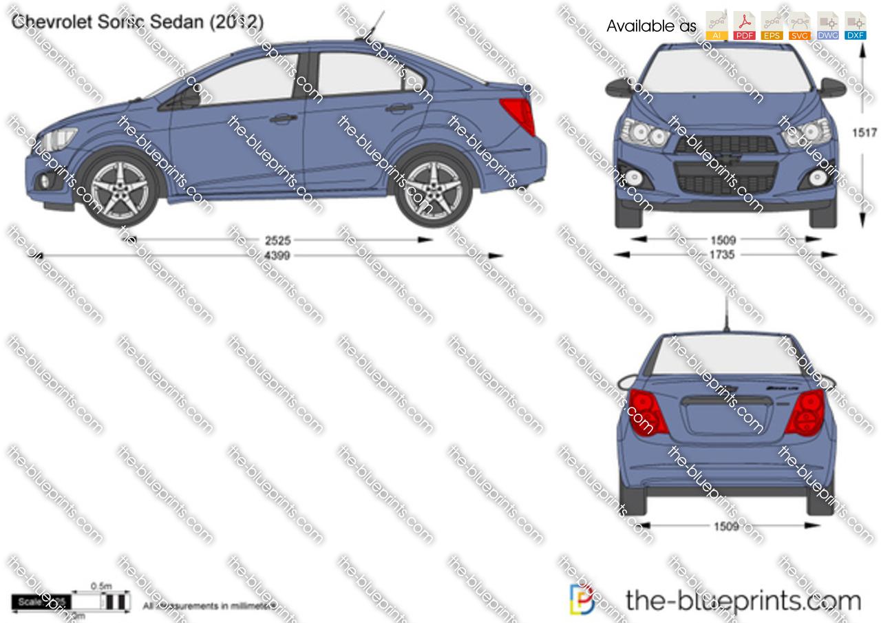Chevrolet Sonic Sedan 2011