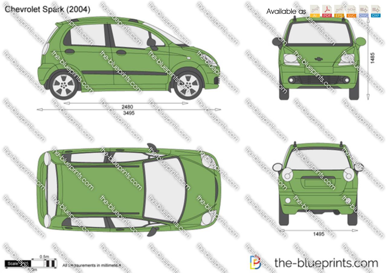 Chevrolet Spark 2003