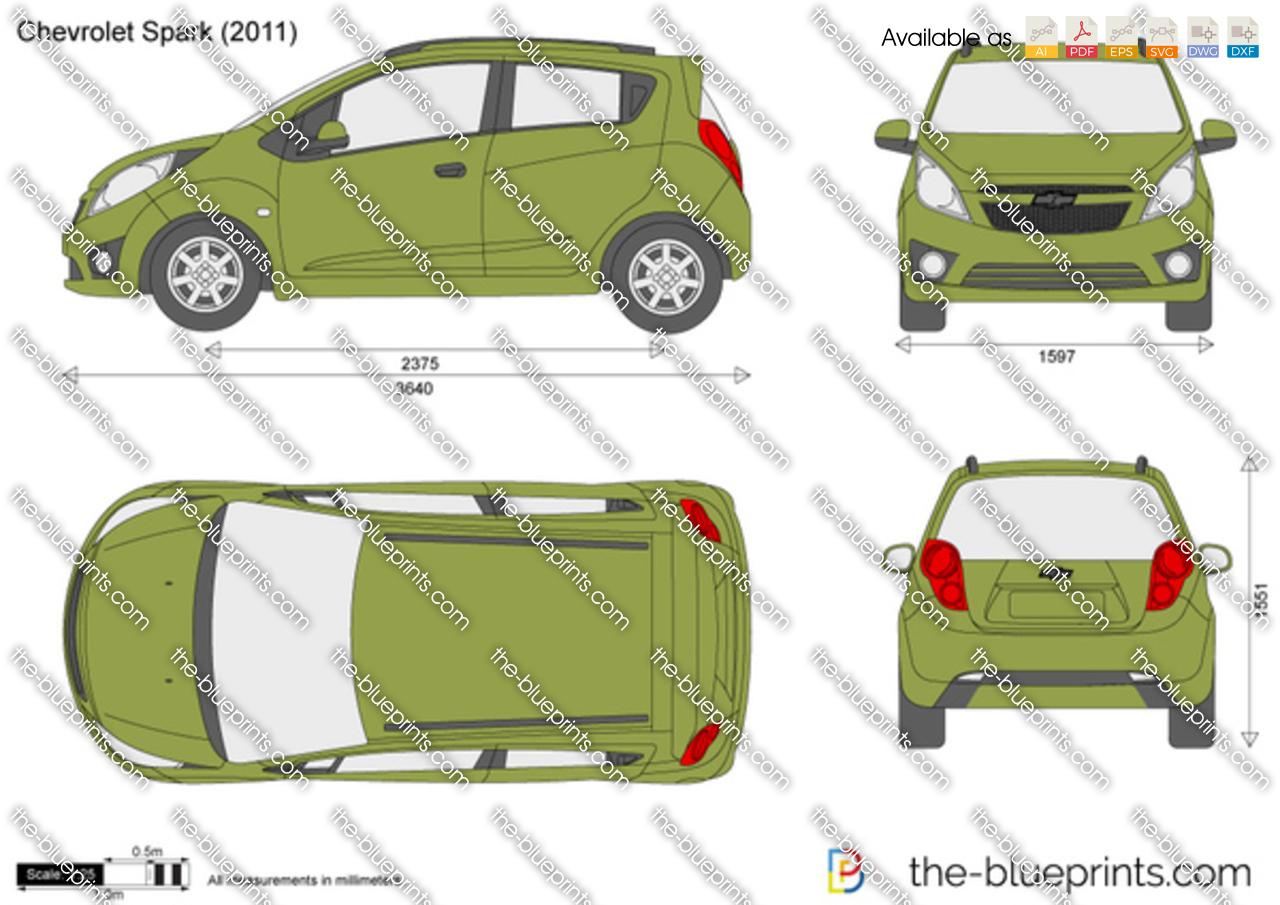 Chevrolet Spark 2012