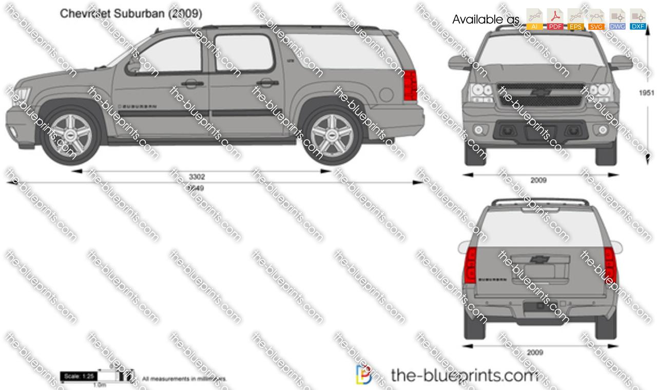 Chevrolet Suburban 2012