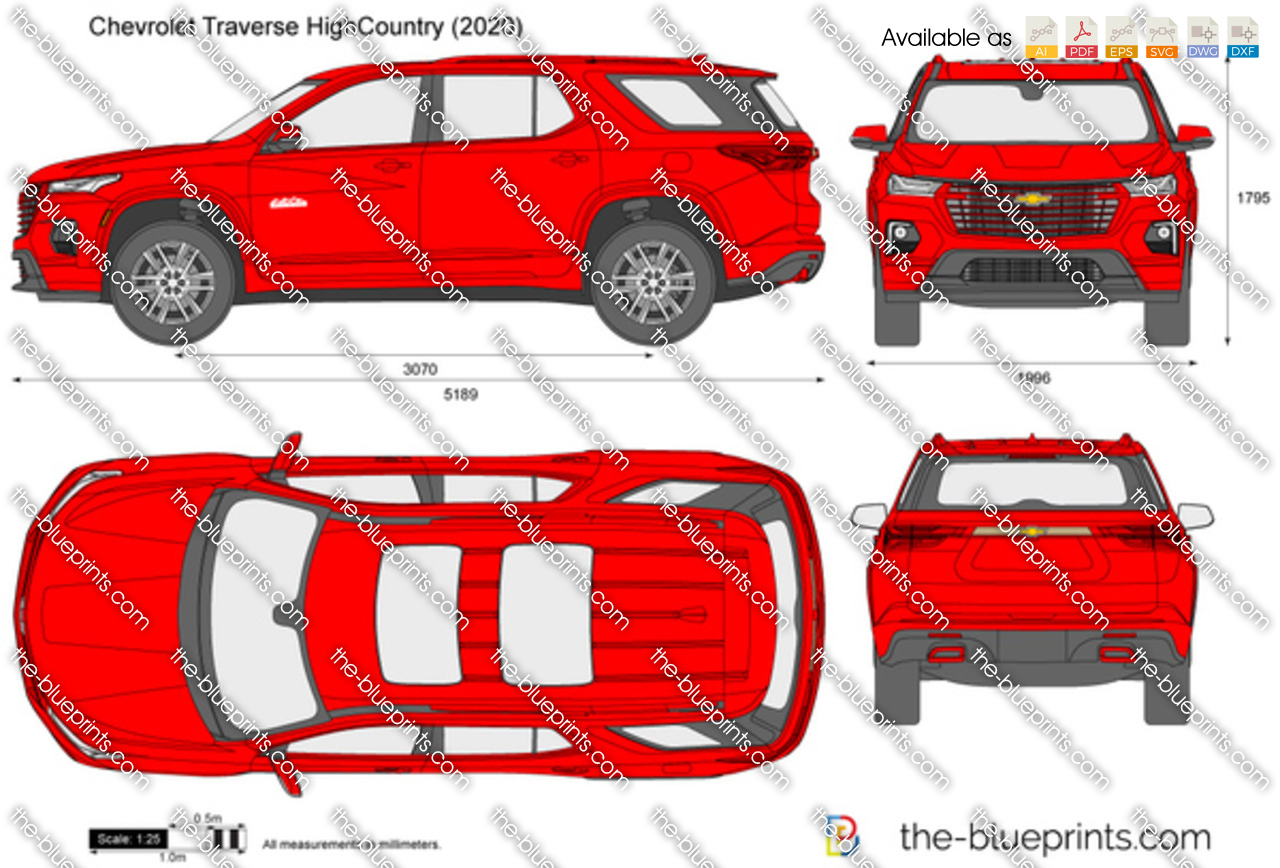 Chevrolet Traverse HighCountry