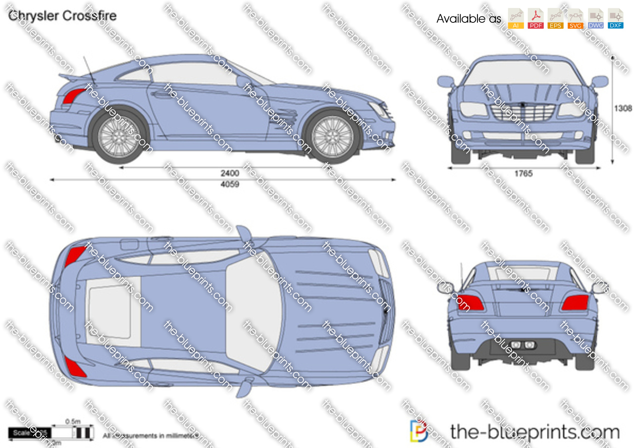 Chrysler Crossfire 2003