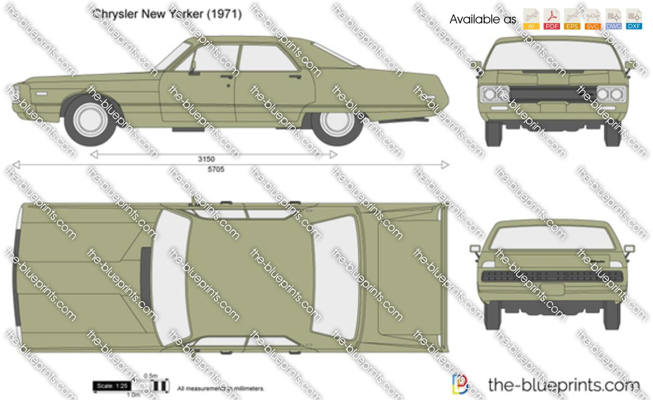 Chrysler New Yorker 1970